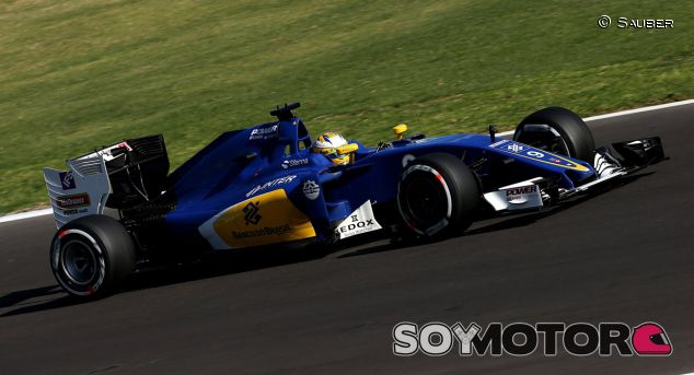Marcus Ericsson en México - LaF1