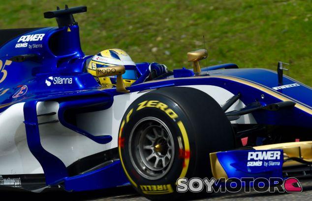 Sauber en el GP de Baréin F1 2017: Previo - SoyMotor