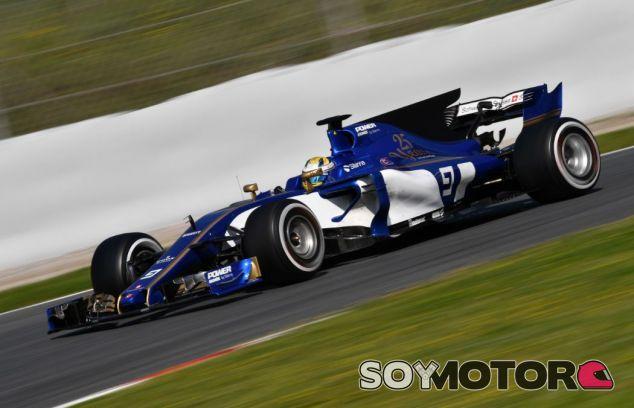 Ericsson en los tests del Circuit de Barcelona-Catalunya - SoyMotor