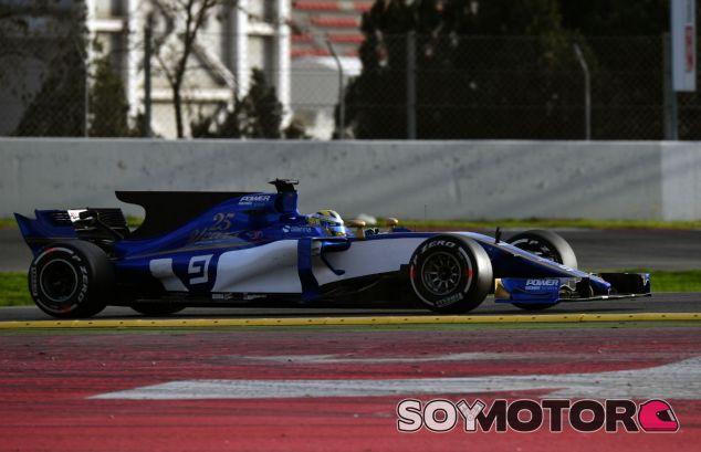 """Ericsson: """"El C36, muy diferente comparado con la semana pasada"""" - SoyMotor"""