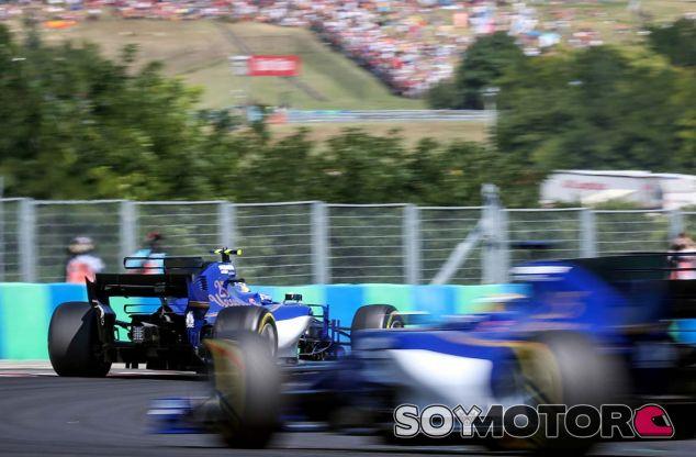 Sauber en el GP de Hungría F1 2017: Domingo - SoyMotor.com