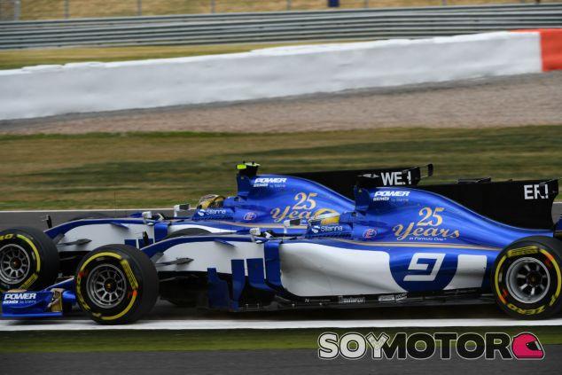 Sauber en el GP de Gran Bretaña F1 2017: Domingo - SoyMotor.com