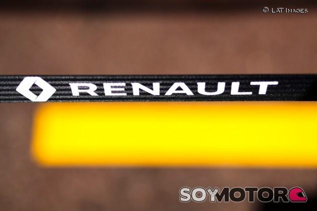 Logo de Renault - SoyMotor.com
