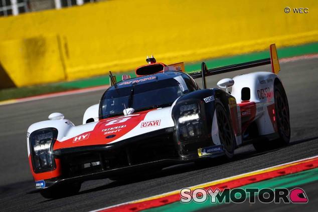 Sorpresa en Spa-Francorchamps: los LMP2 son más rápidos que los hypercars - SoyMotor.com