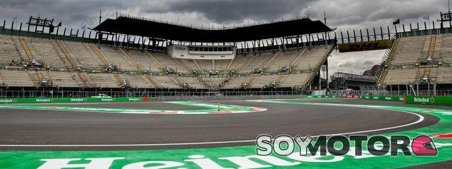 Trazado del Autódromo Hermanos Rodríguez - LaF1