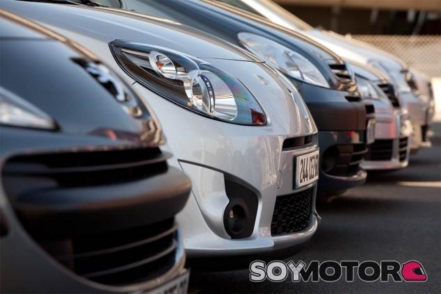España ha perdido más de 340.000 matriculaciones desde marzo - SoyMotor.com