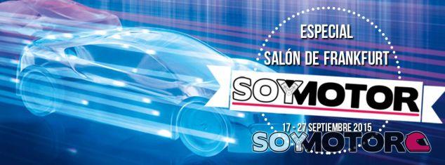 Todas las novedades del Salón del Automóvil de Frankfurt en SoyMotor -SoyMotor