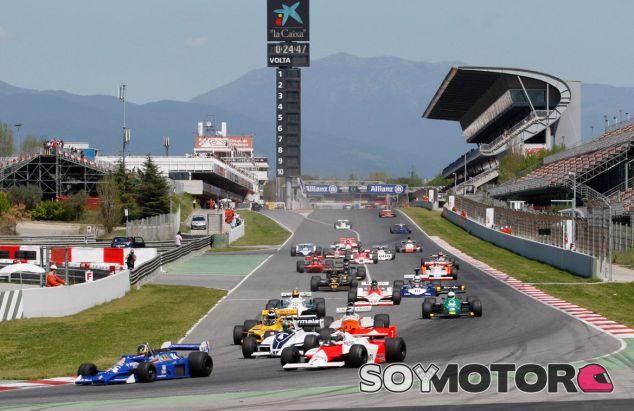 34 monoplazas participarán en el Gran Premio de la Fórmula 1 Histórica - LaF1