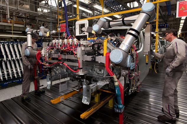 Fábrica de automóviles - SoyMotor.com