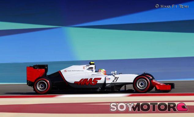 Esteban Gutiérrez abandonó el GP de Baréin por problemas de frenos - LaF1