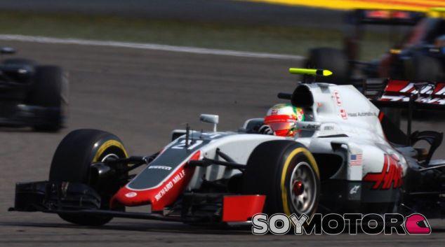 Esteban Gutiérrez ha terminado su primera carrera con Haas - LaF1