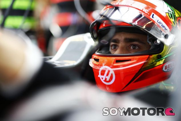 Gutiérrez responde a Hamilton tras la peineta - LaF1