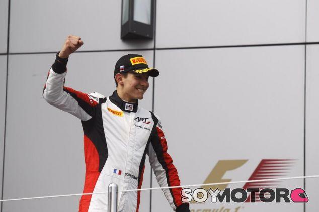 Esteban Ocon es el campeón de la Fórmula 3 - LaF1
