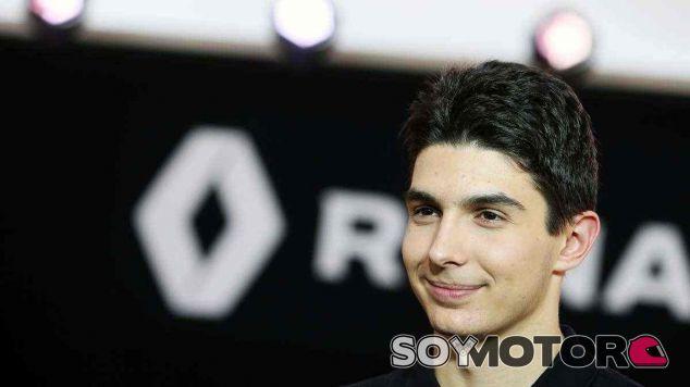 Esteban Ocon pilotará por primera vez con Mercedes el próximo miércoles - LaF1