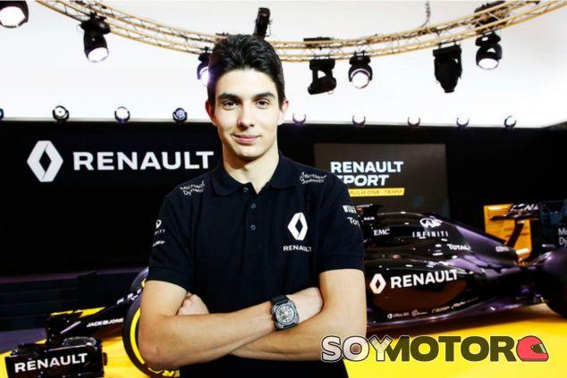 Ocon se subirá al Renault en los Libres 1 del GP de España - LaF1