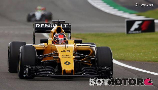 Esteban Ocon en Silverstone - LaF1