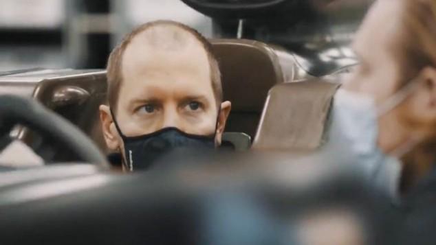 Vettel se hace el asiento para su 2021 con Aston Martin - SoyMotor.com