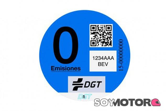 Etiquetas medioambientales - SoyMotor.com