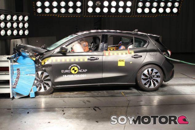 EuroNCAP - SoyMotor.com