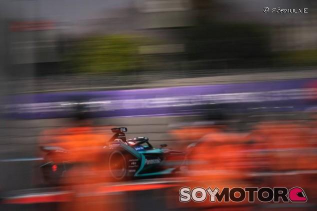 Evans no encuentra rival en el ePrix de Ciudad de México - SoyMotor.com