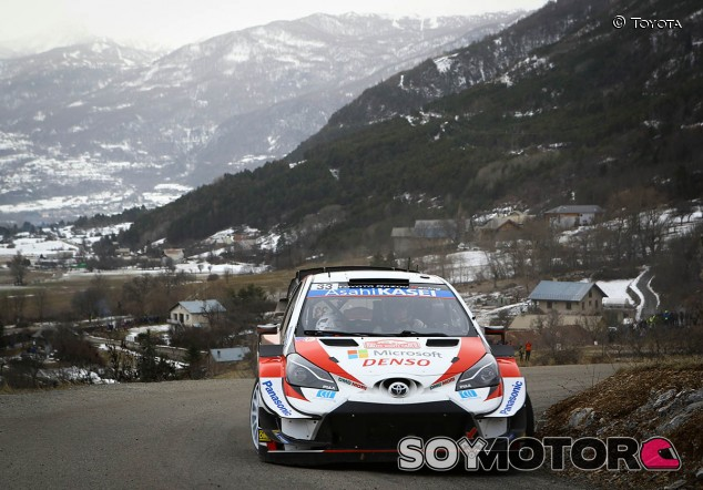Rally Montecarlo 2020: Evans no tira la toalla y 'reta' a Ogier - SoyMotor.com