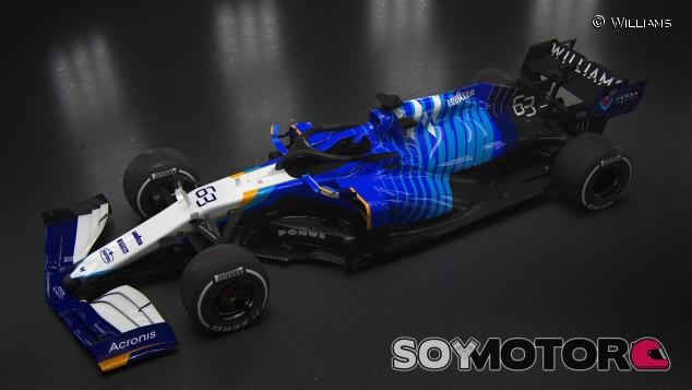 Williams no emulará a Haas y llevará mejoras las primeras carreras de 2021 - SoyMotor.com