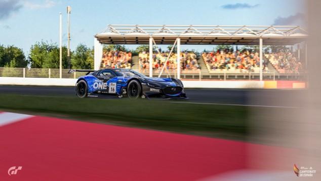 José Serrano gana el Campeonato de España de Gran Turismo - SoyMotor.com