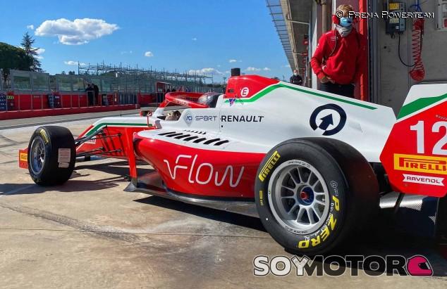 Test FRECA 2021, Imola I: 20 pilotos en un segundo - SoyMotor.com