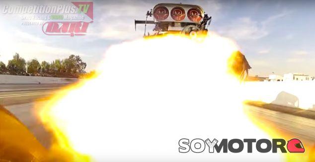 Así explota un compresor - SoyMotor.com