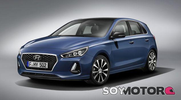 La nueva generación del Hyundai i30 presenta un diseño más maduro y tecnologías de primer nivel - SoyMotor