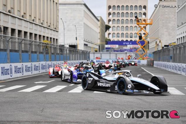 Nerea Martí hará una exhibición con un Fórmula E este domingo en Valencia - SoyMotor.com