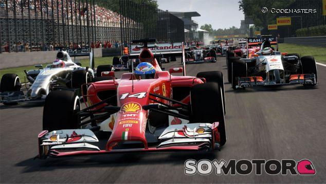Instantánea del F1 2014 - LaF1