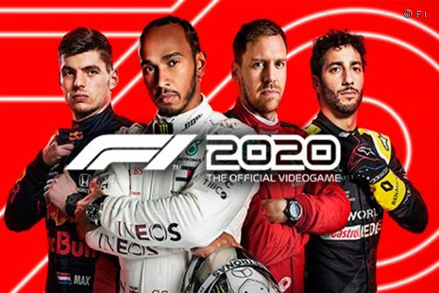 VÍDEO: el F1 2020 comienza a anunciarse en televisión - SoyMotor.com