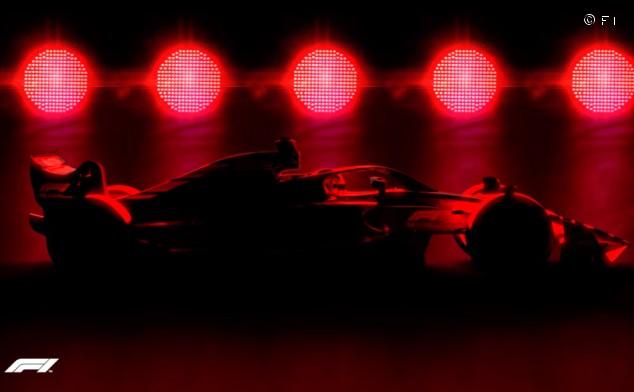 VÍDEO: La Fórmula 1 lanza un adelanto del coche de 2021 - SoyMotor.com