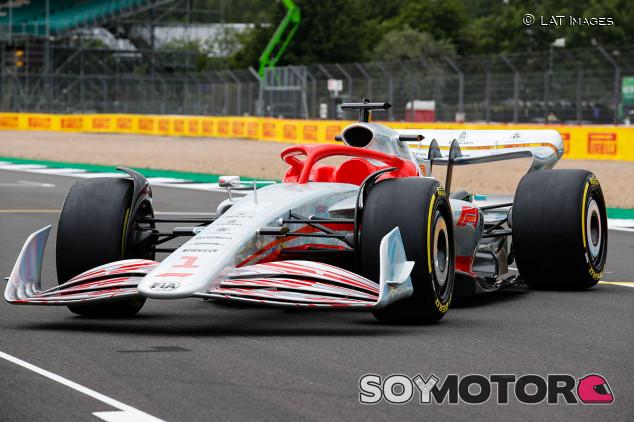 Los equipos de F1 piden un aumento del peso mínimo para 2022 - SoyMotor.com