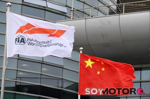 Los equipos rechazan dos propuestas para reubicar el GP de China - SoyMotor.com