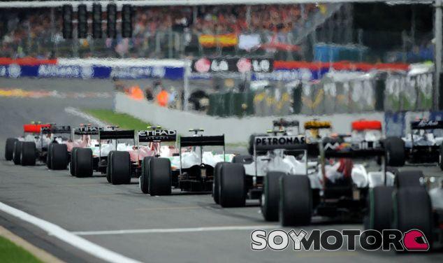 El reglamento F1 de 2015 abrirá la puerta a los equipos cliente