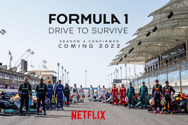 La cuarta temporada de 'Drive to Survive' se verá en Netflix - SoyMotor.com
