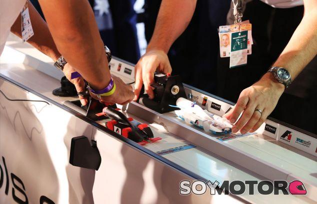 Instantánea de las Finales Mundiales 2012 de la F1 in Schools - LaF1