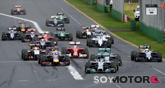 """La F1, más """"lego"""" que """"deporte extremo"""" según Villeneuve - LaF1.es"""