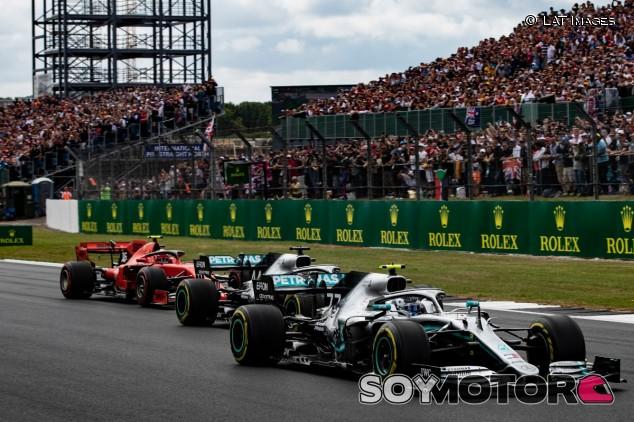 Imagen del GP de Gran Bretaña 2019 - SoyMotor.com