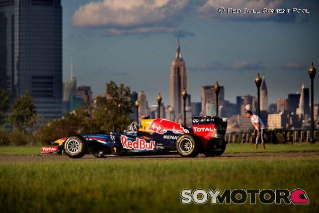 Un Red Bull en Nueva Jersey - LaF1.es