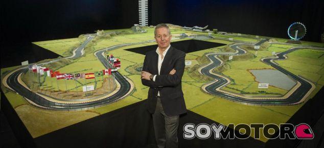 El circuito perfecto de Scalextric diseñado por Martin Brundle puede ser tuyo