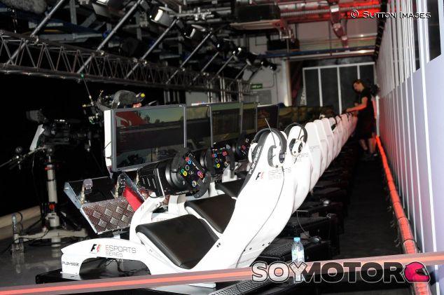Los F1 eSports de 2017 – SoyMotor.com