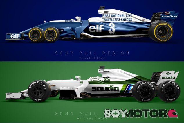 Diseños de ©Sean Bull Design – SoyMotor.com