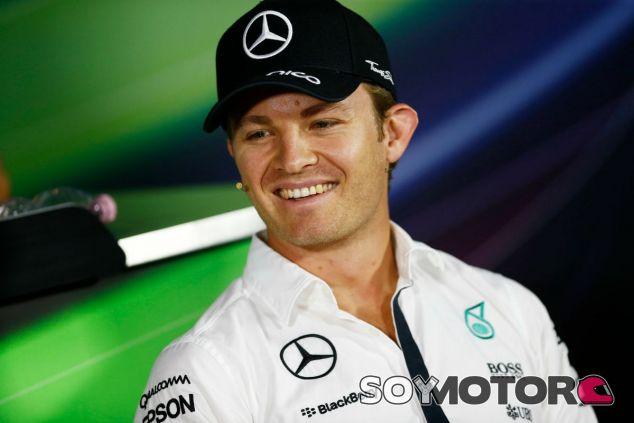 Rosberg, dispuesto a remontar - LaF1