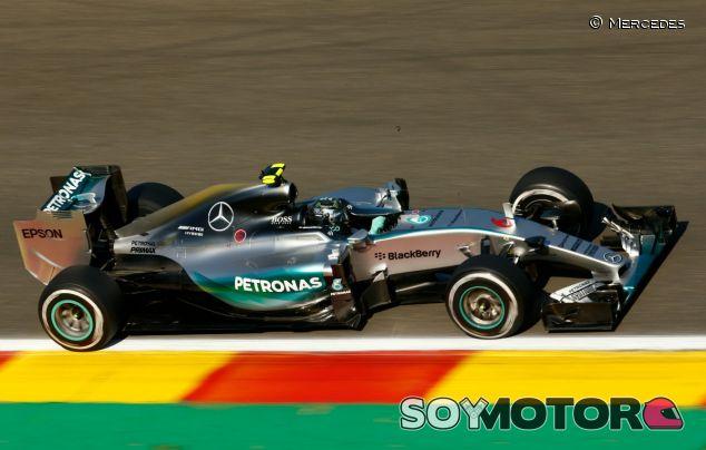 Toto Wolff confía en el talento de Nico Rosberg - LaF1