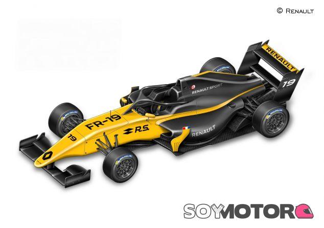 El Fórmula Renault Eurocup de 2019 – SoyMotor.com