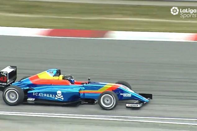 La Fórmula 4 española se cita en Paul Ricard