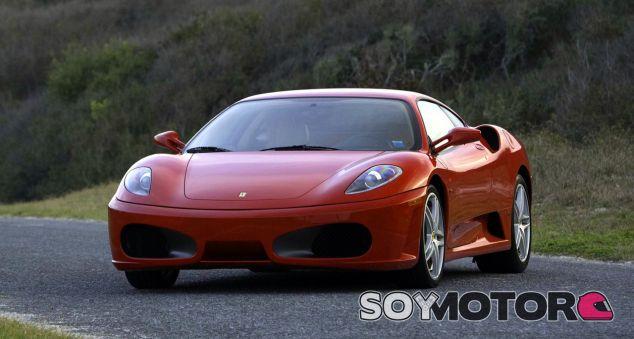 El Ferrari F430 de Donald Trump no 'da la talla' en subasta - SoyMotor.com